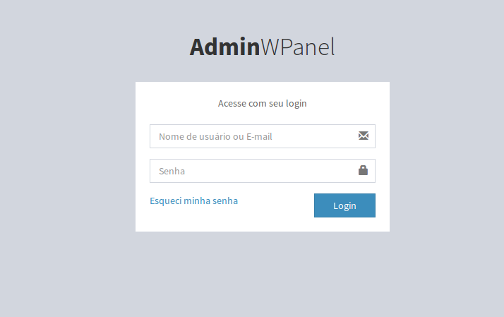 Release do Wpanel CMS 3.1.1